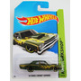 69 Dodge Coronet Super Bee Hot Wheels 2014