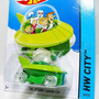 Hot Wheels Nave Jetsons - The Jetsons Capsule Car - Hw City