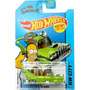 The Homer The Simpsons Hot Wheels 2014
