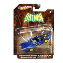 Hot Wheels - Batman - 1980s Batmobile