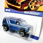 Hot Wheels Baja Breaker ( Van Bf ) Hw Top 40 Series Since 68