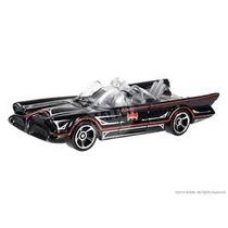 Carrinho Hot Wheels Tv Series Batmobile Coleção 2014
