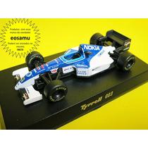 Tyrrell 023 Yamaha #4 Mika Salo Formula 1 F1 95 Kyosho 1/64