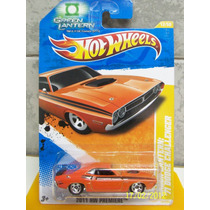 Hot Wheels - Green Lantern:
