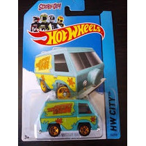 Hot Wheels The Mystery Machine, Scooby Doo 2014