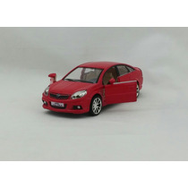 Miniatura Opel Vectra - Vermelho