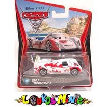 Disney Cars Shu Todoroki Carro Do Japão Japones Lacrado