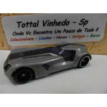 Hot Wheels Battle Force 5 Fused Reverb Escala 1:64