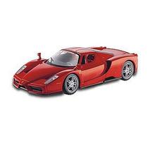 Miniatura Metal Kit De Montar Ferrari Enzo 1:24 Maisto