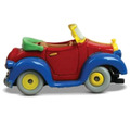 Diecast Disney - 1:64 - Carro Pato Donald - Yellow