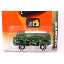 Vw T2 Bus Outdoor Sportsman - Kombi - Matchbox 164hs Ctba