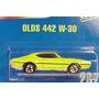 Hot Wheels Olds 442 - 267 De 1995 (lacrado)