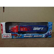 Caminhão Monster Drift - Highway Haulers Maisto 1:87