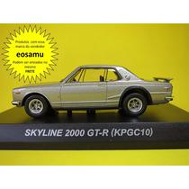 Nissan Skyline 2000 Gt-r (kpgc10) Hakosuka Kyosho 1/64
