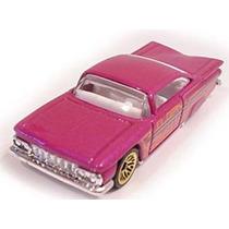 Hot Wheels 1959 Chevy Impala - 517 De 1996 (lacrado, Raro)