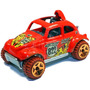 Volkswagen Baja Beetle Fusca 2011 Hot Wheels #214 Lacrado