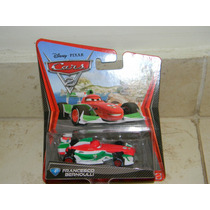 Disney Pixar Cars 2 Francesco Bernoulli #4