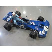 Miniatura Exoto Tyrrell J. Stewart Winner 71 # 11 Com Piloto