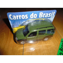 +m+ Miniatura Carros Do Brasil Fiat Doblo Adventure