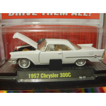 Castline M2 Machines - 1957 Chrysler 300c