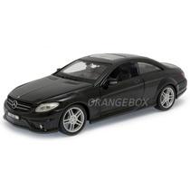 Mercedes Benz Cl63 Amg 1:24 Maisto 31297-preto