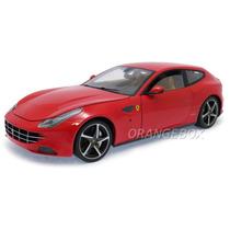 Ferrari Ff Gt V12 4 Seater Hot Wheels Elite #w1105