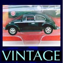 Jl Volkswagen Fusca Bus Miniatura Carrinho Lacrado !!