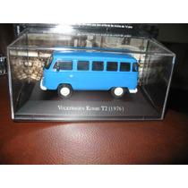 Coleção Carros Inesquecíveis Do Brasil Altaya Kombi T2 1976