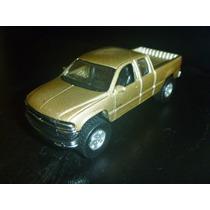 Miniatura Carros Brasileiros - Chevrolet Silverado 11 Cm
