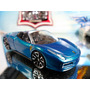 Hot Wheels Ferrari 458 Italia Spider Azul 151/2013 Lacrado