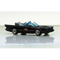 Batmobile Batmovel Batman Hot Wheels Lacrado 1966 1:64