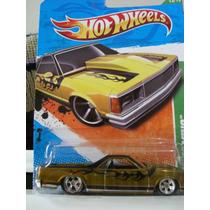 (bx29) Hw Hot Wheels 2011 Th Treasure Hunt$ 80 El Camino New