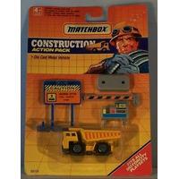 Caminhão De Construção 1990 Dump Truck Matchbox Lacrado