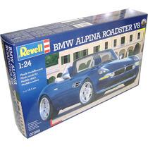 Bmw Alpina Roadster V8 - Revell - 1:24 - Plastimodelismo