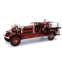 Caminhão Ahrens-fox N-s-4 1925 Bombeiro Yat Ming 1:43 43004