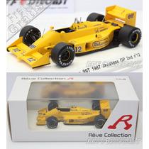 1/43 Rêve Lotus Honda 99t Ayrton Senna 2nd Suzuka F1 1987