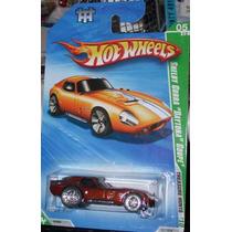 Hot Wheels Super T Hunt Shelby Cobra - 05 De 2010 (lacrado)