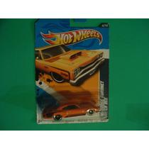 Hot Wheels - 2012 Muscle Mania