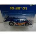 Hot Wheels - Sol-aire Cx4 - 1992 - Lacrado