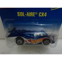 Hot Wheels - Sol-aire Cx4 - 1992 - Lacrado