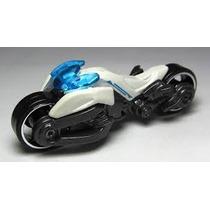 Carrinho Hot Wheels Max Steel Motorcycle Coleção 2013