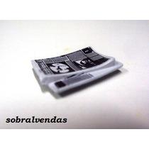 Miniatura De Jornal Em Resina P/ Decorar Dioramas Esc. 1:18