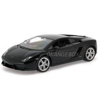 Lamborghini Gallardo Lp560-4 1:24 Welly 24005-preto
