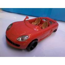 Carrinho Ferrari Vermelha - Pilha Som
