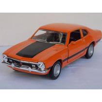 Carro Miniatura Metal - Ford Maverick Gt 1974 - Clássicos 2