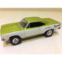 Hot Wheels T-hunt 70 Plymouth Road Runner Super Loose