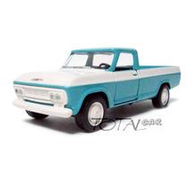 Chevrolet Pickup C-15 1964 Escala 1:38 Carros Brasileiros