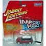 Johnny Lightning Import Heat Mini Cooper (lacrado)