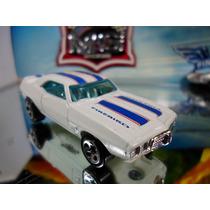 Hot Wheels Pontiac Firebird 1969 Fe 05/2005 Raro E Lacrado !