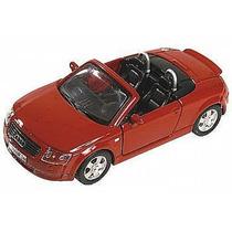 Super Carro Audi Tt Miniatura Ferro Ótimo Compre Ja